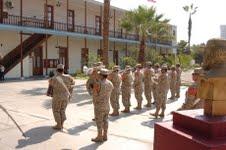 Ejército abrió us puerta en el Día del Patrimonio