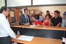 Pobladores de Pisagua interponen querella contra ex dirigente