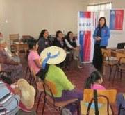 Mesa Rural e Indígena sesionó en localidad de Pachica