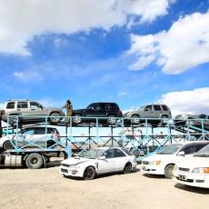 contraban autos