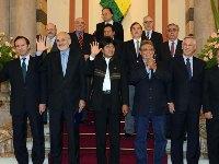 Bolivianos presidentes