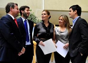 parlamentarios UDI