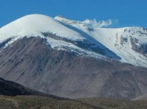 volcan guallatire