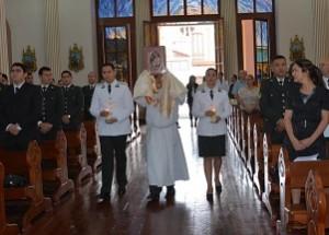 gendarmería misa