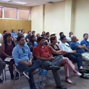 PPD en taller cívico junto  pre candidatos a alcaldes y concejales de las comunas de Tarapacá