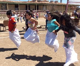 Este sábado se celebran Fiestas Patrias en Salitrera Humberstone, como se hacía en antaño
