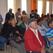 Comunidades hacen valer su derecho y exigen conocer detalle de proyecto de electrificación en Huara