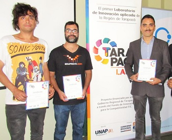 "Concurso de innovación abierta destaca proyectos ganadores de ""Tarapacá Circular"""