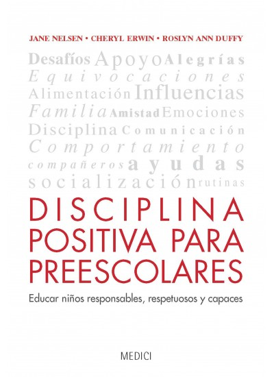 DISCIPLINA POSITIVA PARA PREESCOLARES  Libro  Ediciones
