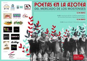 Poetas en la Azotea presenta: Chulas y chulapas.