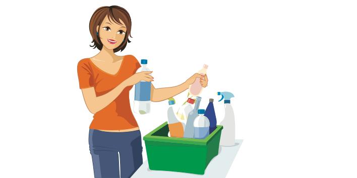 ¿Sabes cuántos útiles de limpieza necesitas realmente?