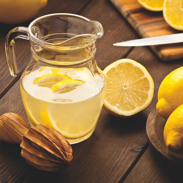 Alimentos depurativos 5. Limón