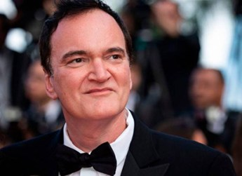 Il regista Quentin Tarantino