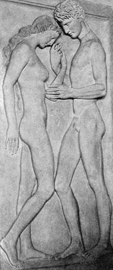 Arno Breker, Uomo e Donna