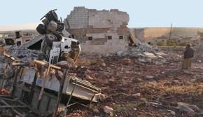 Siria: gli effetti dei bombardamenti