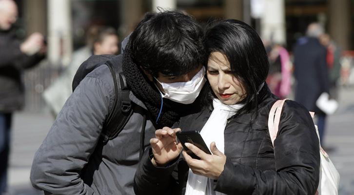 Coronavirus. L'epidemia rende più difficili le relazioni amorose