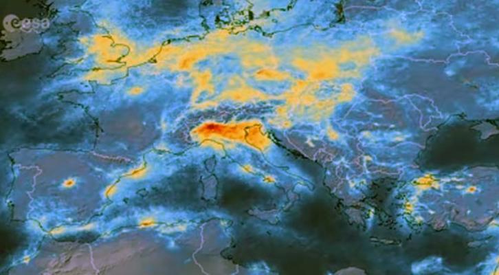 Covid-19. L'inquinamento atmosferico rende più forte il virus
