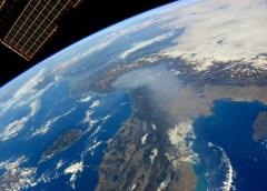 Inquinamento. La cappa di smog sulla pianura Padana