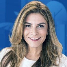 Rep Dominicana. Carolina Mejía de Garrigóla, neo eletta sindaco di Santo Domingo
