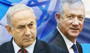 Israele. Benjamin Netanyahu e Benny Gantz