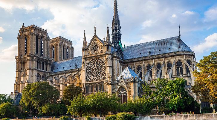 Franco Cardini, Notre-Dame, il cuore di luce dell'Europa