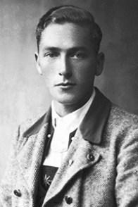 Un giovane Ernst von Salomon