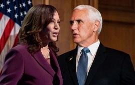 Kamala Harris meglio di Pence nel dibattito dei candidati vicepresidenti