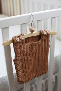 Into The Woods Vest One-Skein Wonders for Babies