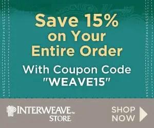 Interweave Ad