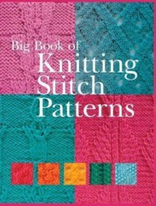 Big Book of Knitting Stitch Patterns