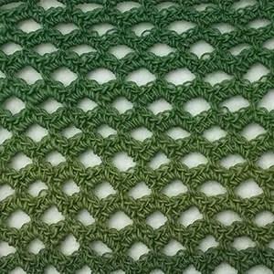 Sieve Stitch Crochet Pattern image
