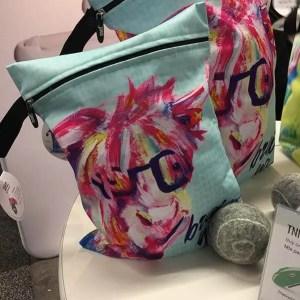 Alpaca My Bag Swet Bag by Gleener