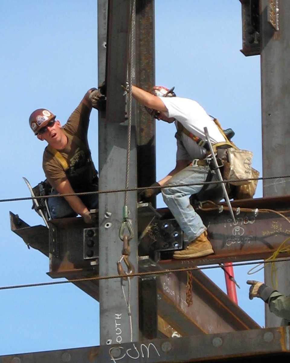 Seguro para accidentes en construcción