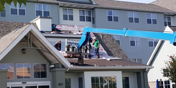 General roofing services in Dallas Fort Worth Texas - Edifice Contractors