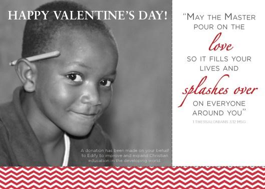 Edify Valentine's