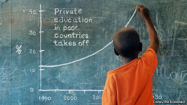 Celebrating Education Entrepreneurship | Economist Article