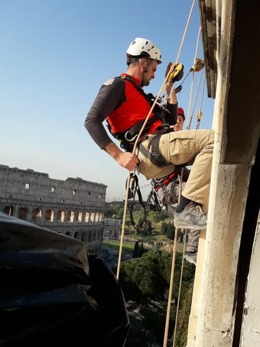 Edilizia Acrobatica Roma