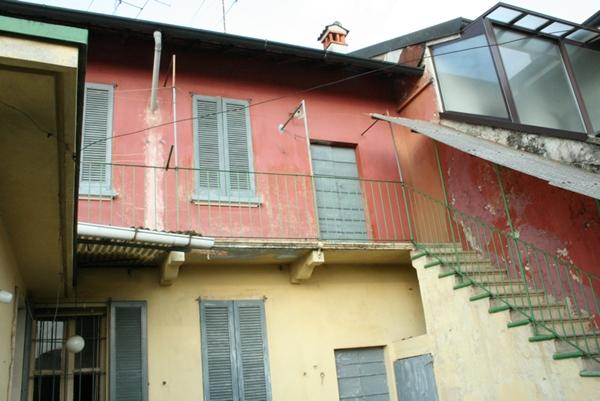 Edilcasa Ristrutturazione Villetta Lato Giardino Prima