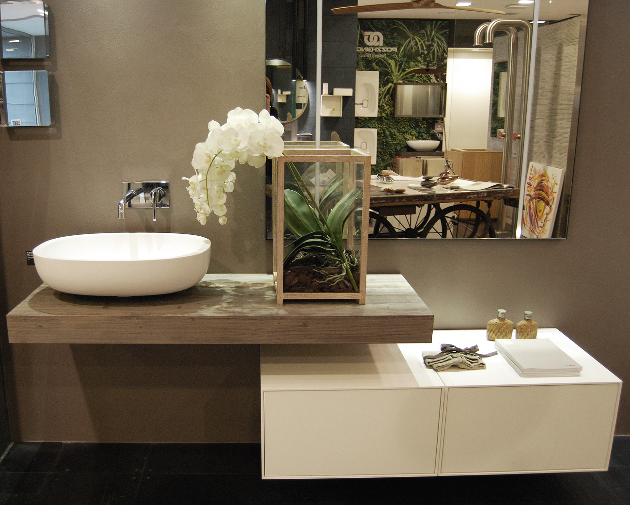Mobile arredo bagno Boffi  Edilcomes Superfici e Design