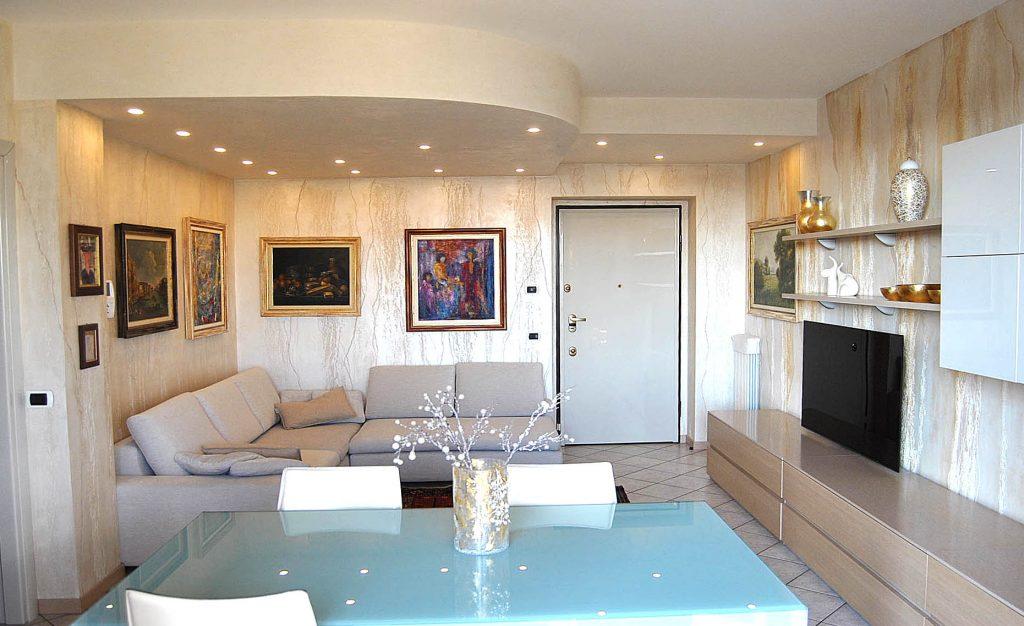Dulux casa pulita pittura per interni antimuffa rimuove e protegge da muffe e funghi,. Pittura Moderna Casa Per Interni E Colori Particolori Per Ambienti Raffinati
