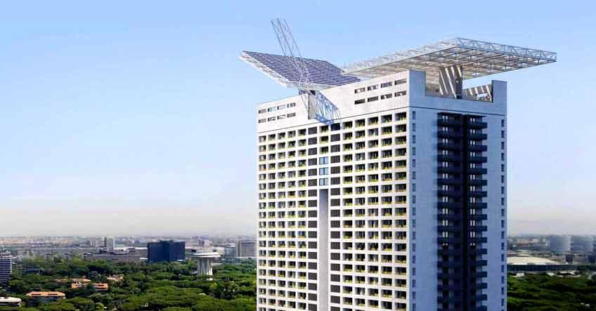 Eurosky Tower  il grattacielo ecosostenibile