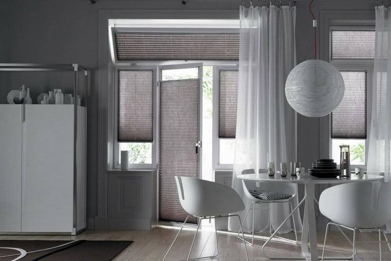 Tende Cucina Moderne - Idee per la progettazione di decorazioni per ...