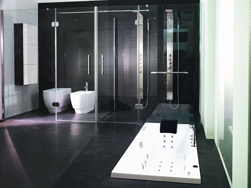 Arredare la sala da bagno bagno accessori e mobili for Arredare la sala