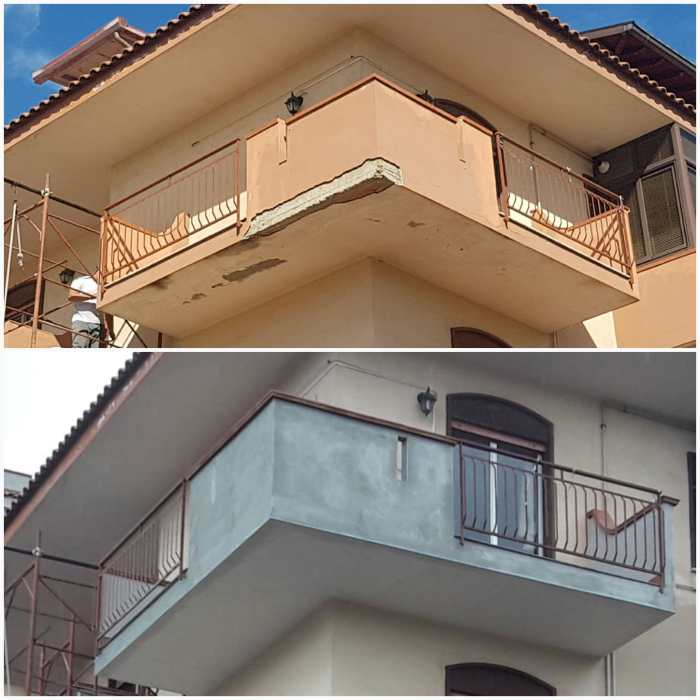ristrutturazione balconi Taormina