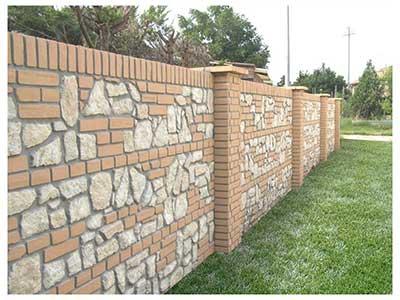 Muri di cinta e di recinzione ci vuole il permesso di