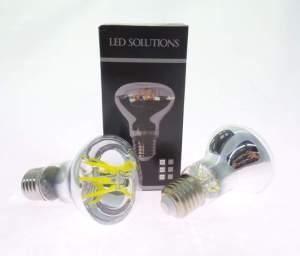 LAMPADA R63 E27 4W LED FILAMENTO