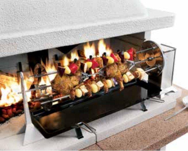 PROMO  Barbecue Pianosa Palazzetti  Verona  Edilvetta
