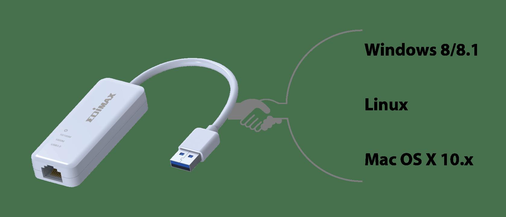 hight resolution of edimax usb3 0 gigabit ethernet adapter eu 4306 compatible win8 1 linux mac10 png