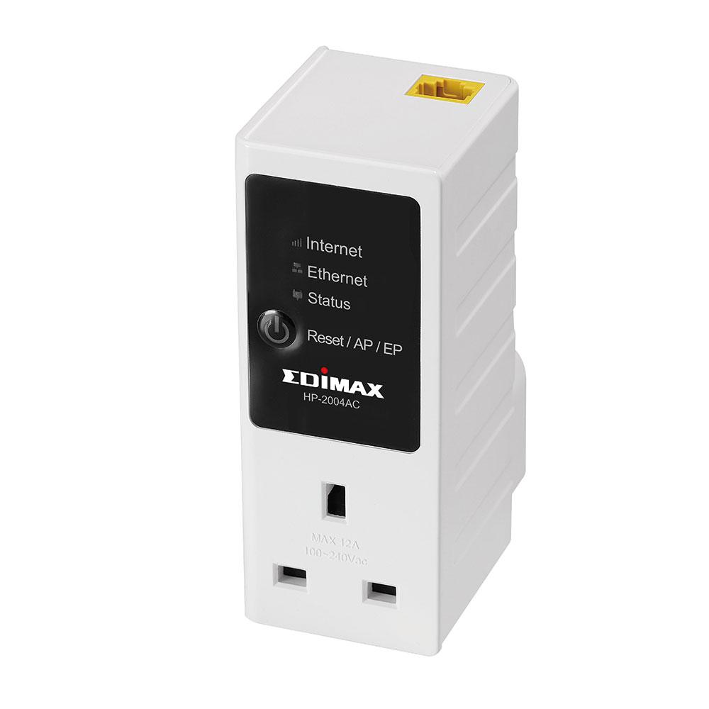 EDIMAX - 電力線網路橋接器系列 - AV500 - 200Mbps 電力線網路橋接器 (組合包)