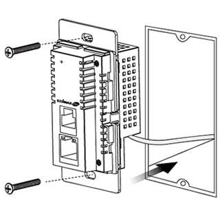 Edimax Pro IAP1200 In-Wall PoE Access Point
